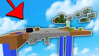 THIS ISLAND IS A DISASTER... (Minecraft Skyblock #3)