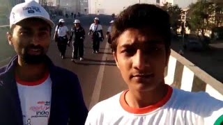 Ahmedabad Marathon 2016 || Clean Shave VS Beard - Public Votes || #2