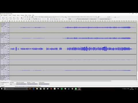 Create an Instrumental & Vocal Track (Tutorial)[Ger][1080p / 60fps]