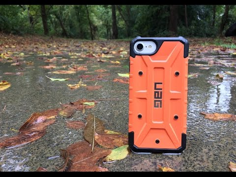 Urban Armor Gear for iPhone 7 Review - With Drop Test!