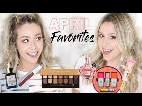 Life Changing Beauty Products!! | April Favorites