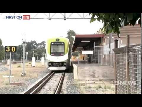 Ghost Train | 9 News Perth