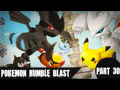 Pokémon Rumble Blast - World Axle B1F