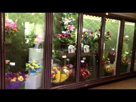 Beautiful flowers--Cooler Tour