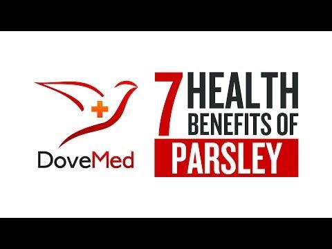 7 Health Benefits Of Parsley