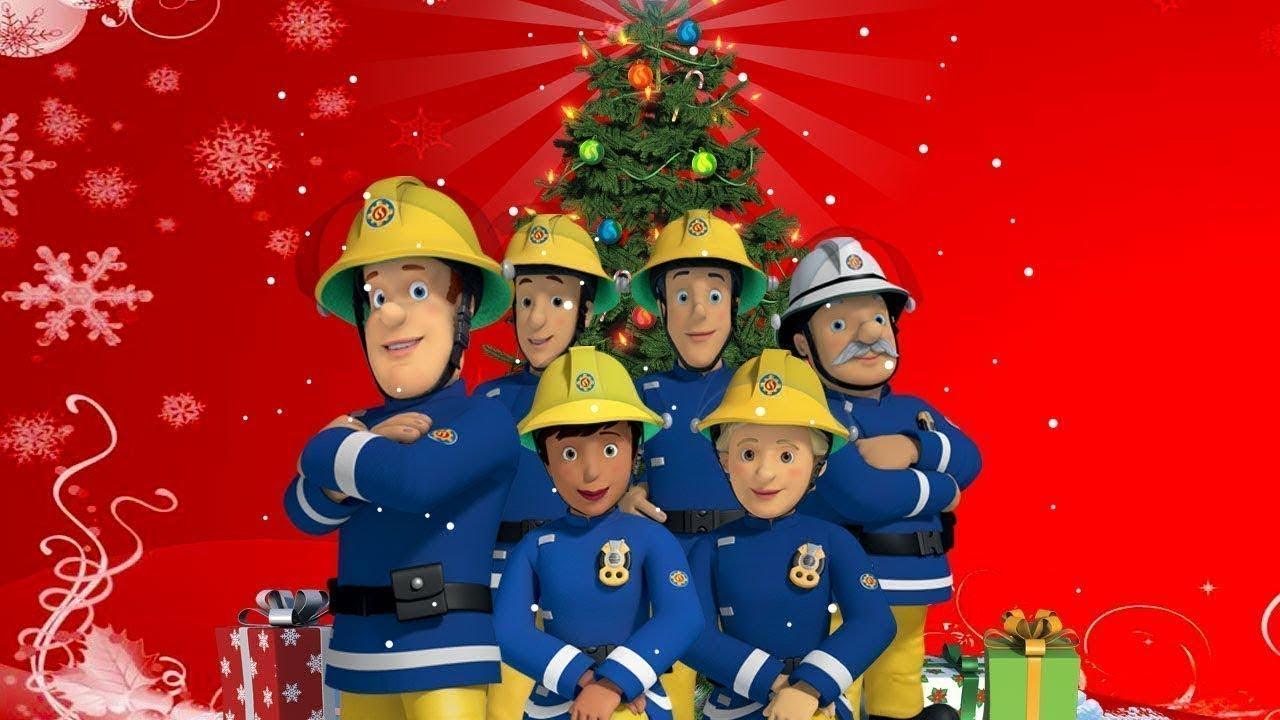 Es ist Weihnachten in Pontypandy! ❄️ Feuerwehrmann Sam | 🌟 Weihnachtsspecial 🌟 Zeichentrickfilm
