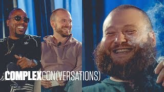 Download Sean Evans, Action Bronson, N.O.R.E., and More on Food and Rap | ComplexCon(versations) Video
