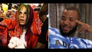 The Game Clowns and Exposes 6ix9ine on Instagram