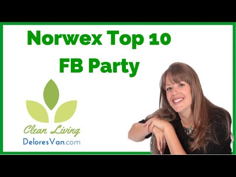 Norwex Top 10 Products!