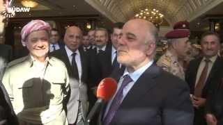 Abadi Talks To Rudaw