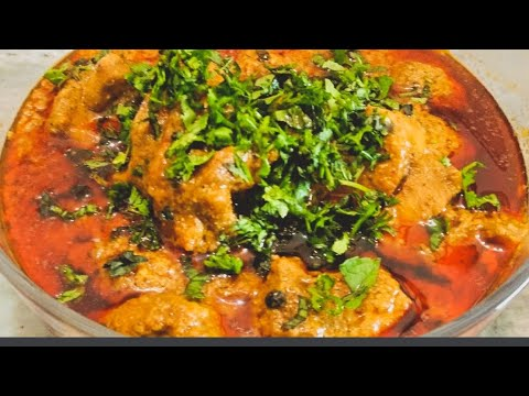 HYDERABADI RED CHICKEN RECIPE || Ramadan Special || Sanobar's Kitchen
