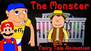 SML Movie: The Monster! Fairy Tale Animation