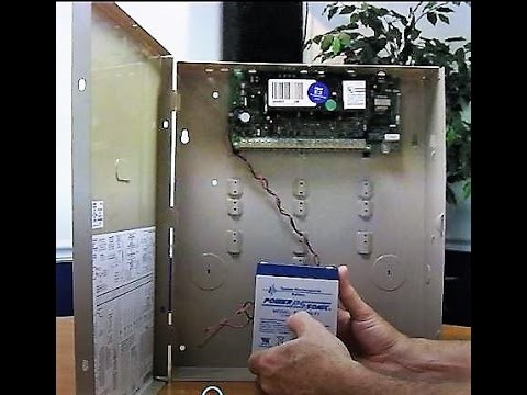 DIY How To Change or Replace Your Security Alarm System Battery When Low