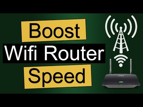 How to Speed Up WiFi Router | Want Faster Wifi ? | Easy Tips For Faster Wifi[Hindi]