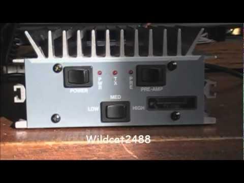 CB Radio Amplfier