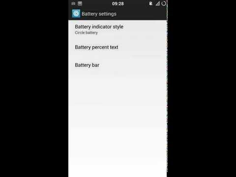 How to change the battery icon on Android 4.4.2 READ THE DESCRIPTION