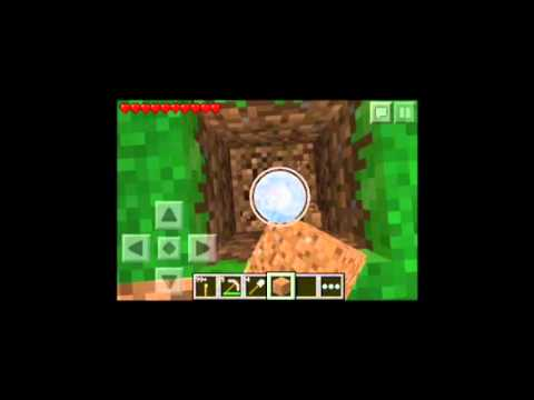 INSANE SUPPLY OF IRON ORE ON MCPE SEED NYAN!!! MUST SEE!!!