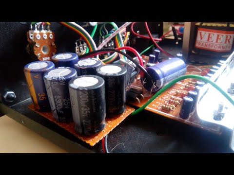 Boost Bass from amplifier using capacitor | and protect your amplifier