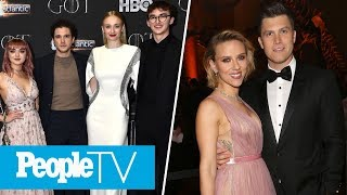Scarlett Johansson & Colin Jost Newly Engaged, Recap Of Last Night's 'GoT' Finale | PeopleTV