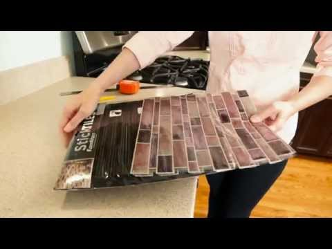 Step 1: How To Prepare The Wall For Peel and Stick Backsplash Tile Installation