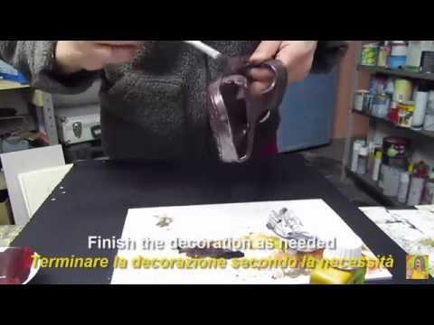 DIY - Props of theatre - sandals / Oggetti di scena - sandali