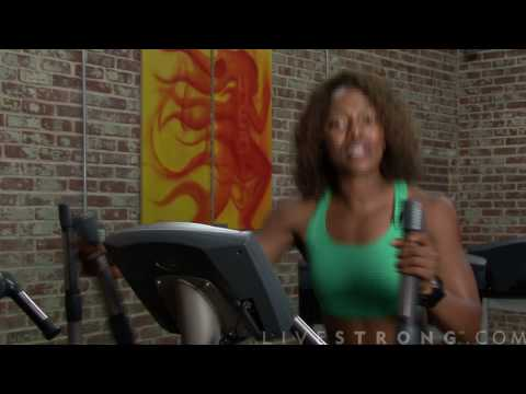 How to Use an Elliptical to Tone Thighs
