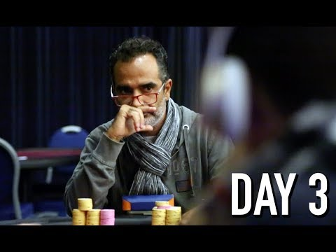 Poker Action and Side Events on Battle of Malta Day 3