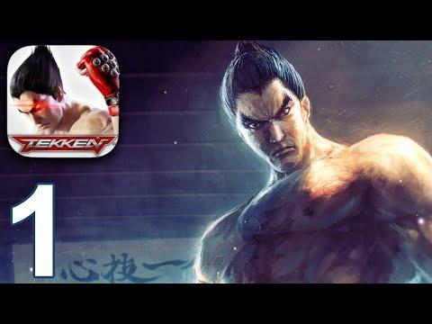 Tekken Mobile- Act 1: Chapter 1