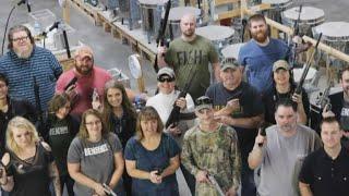 Company giving workers handguns for Christmas