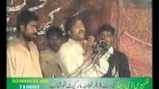 Zakir Sajid Hussain Rukan 2011 Qasida  YA ALI YOU WELCOME
