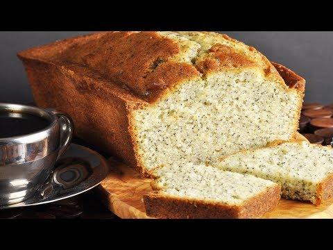 Lemon Poppy Seed Bread Recipe Demonstration - Joyofbaking.com