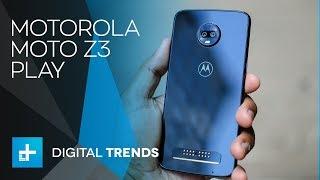 Motorola Moto Z3 Play - Hands On Review