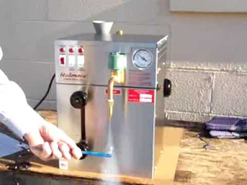 Reimers Electra Steam, Inc. : Diamond Cleaning