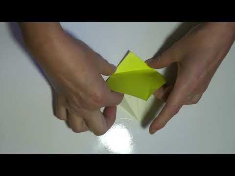 How to make a peace crane