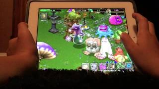 How To Breed A Ghazt In My Singing Monsters 100 Real