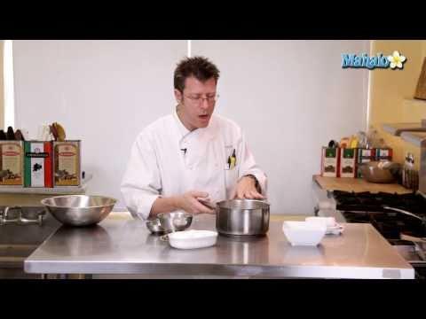 How to Make Creme Anglaise