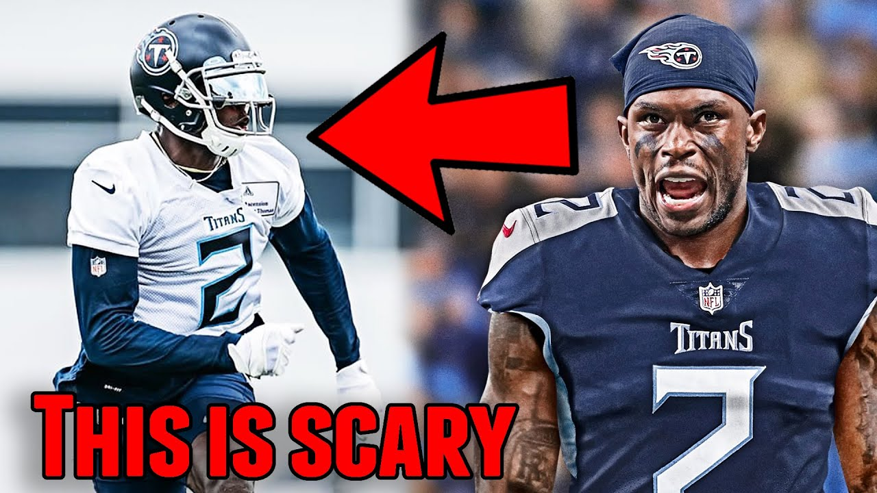 Julio Jones SHOCKS Tennessee Titans in 2021 NFL TRAINING CAMP DEBUT AFTER TRADE!