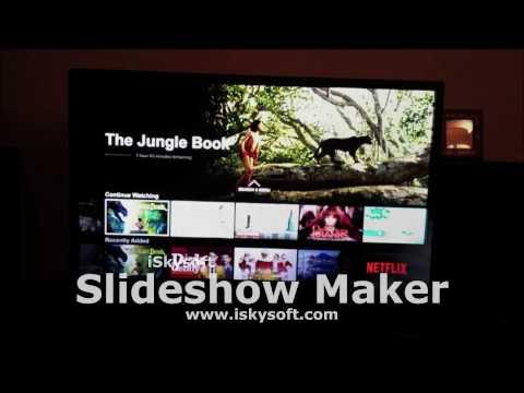 FIX: Scrambled Netflix screen on LG smart TV