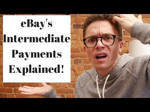 eBay ditches PayPal! eBay's Intermediate Payments Explained!