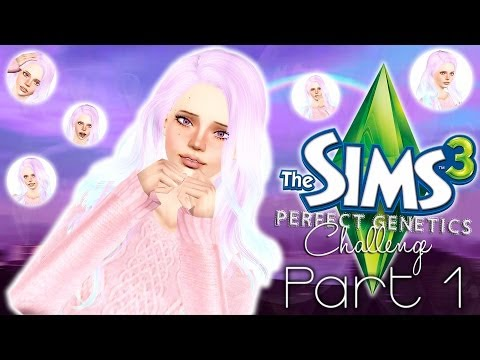 The Sims 3 Perfect Genetics Challenge (Part 1) Welcome!