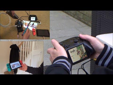 The DIY Nintendo Switch Gaming Coat