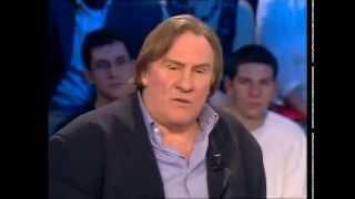 Gerard Depardieu & Nathalie Baye - On n