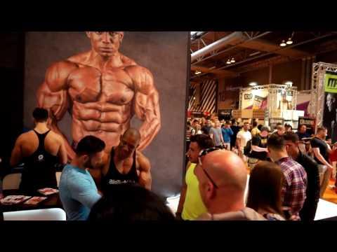 Body Power 2016 with BioTechUSA
