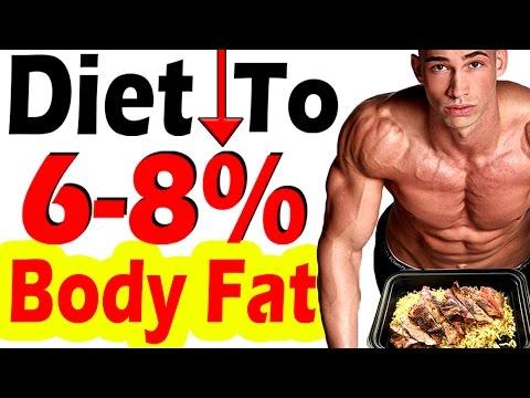 How To Diet To Get to 6% 7% or 8% Body Fat ➠ Kinobody Macgregor Alderton Dexa Lose Belly Fat Percent