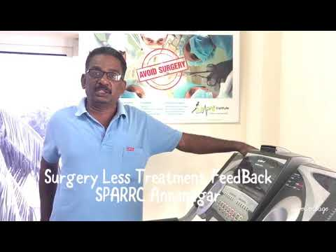Disc prolapsed cured without surgery part 2
