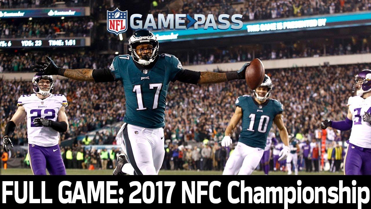 A Dominating Performance: Vikings vs. Eagles 2017 NFC Championship