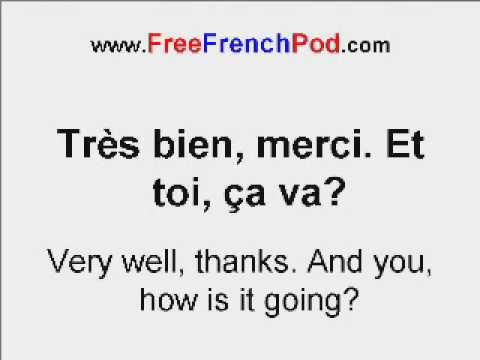 French Phrases. Learn 100's of French Phrases