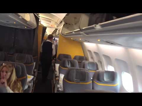 Boarding Thomas Cook Manchester To San Francisco