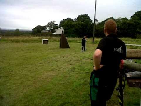 Initiated into dog training club. Ireland