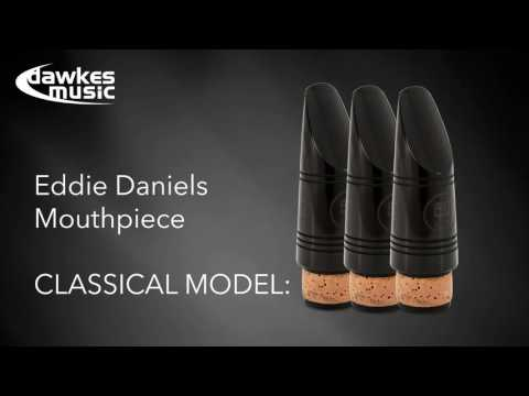 Eddie Daniels Clarinet Mouthpieces by Backun